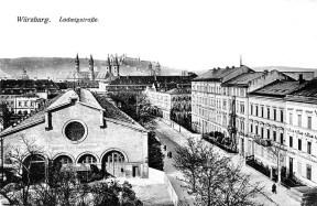 Wuerzburg Ludwigstraße 1935