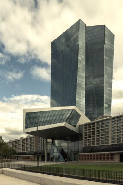 Architekturfotograf Frankfurt am Main EZB