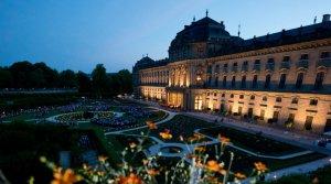 Nachtmusik im Hofgarten der Residenz (Foto: Daniel Peter)