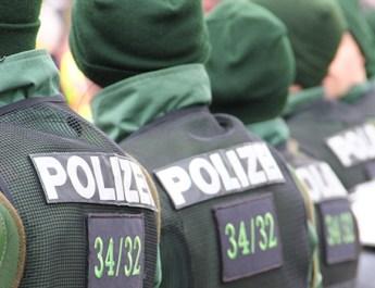 Demonstration - Symbolbild Polizeiarbeit (Foto: wuerzburg24.com)