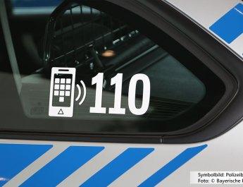 Symbolbild Polizeibericht (Foto: Bayerische Polizei)