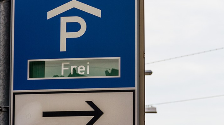 Symbolbild Parkplätze (Foto: wuerzburg24.com)