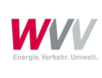 Logo der Würzburger Versorgungs- und Verkehrs-GmbH (WVV)