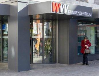 WVV Kundenzentrum am Sternplatz (Foto: wuerzburg24.com)