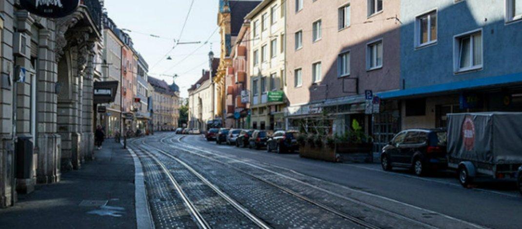 Sanderstraße in Würzburg (Foto: wuerzburg24.com)