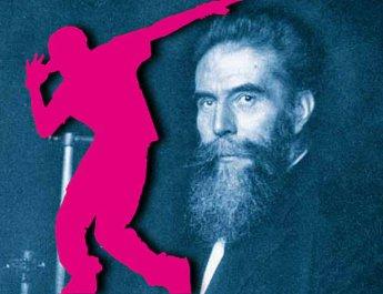 Tanzen für Wilhelm Conrad Röntgen: Die Breakdance-Choreographie PhysiX hat ihre Premiere in einem Hörsaal der Uni Würzburg. (Bild: Stadt Würzburg)