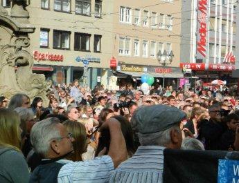 Stadtfest in Würzburg
