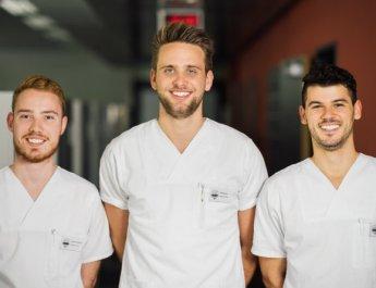Zahnmedizinstudenten gründen Hilfsprojekt