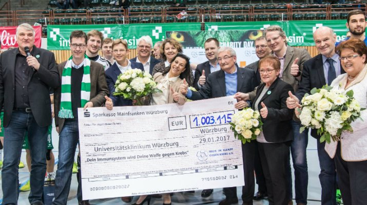 Crowdfunding bringt über eine Million Euro für Krebstherapie-Forschung
