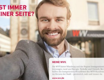 Neue WVV-Imagekampagne geht an den Start