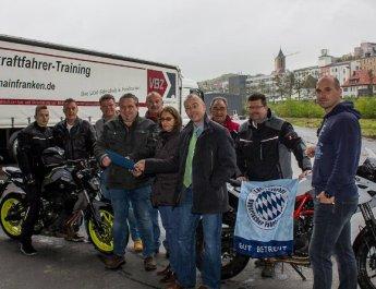 Neuer Ausbildungs- und Prüfungsplatz für Lkw- und Motorradfahrschulen