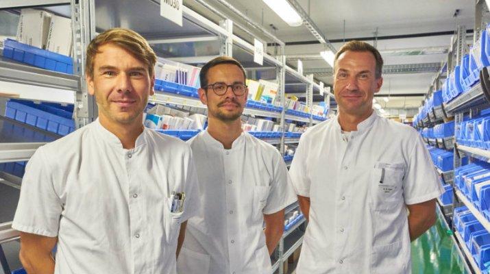 Uniklinikum weiterhin Arzneimittelinformationsstelle