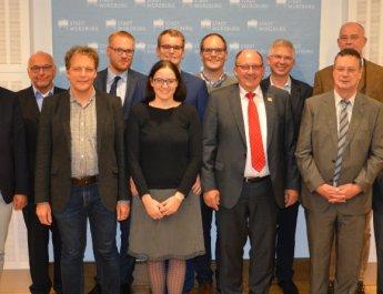 Arbeitsgemeinschaft der Deutsch-Israelitischen Gesellschaft gegründet