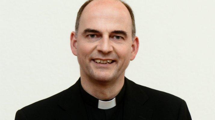 Franz Jung, ernannter Bischof des Bistums Würzburg
