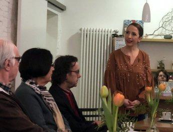 Seniorenvertretung eröffnetSeniorenbüro im Bürgerhaus in der Pleich