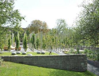 Landesgartenschau 2018 in Würzburg: Gartenoase