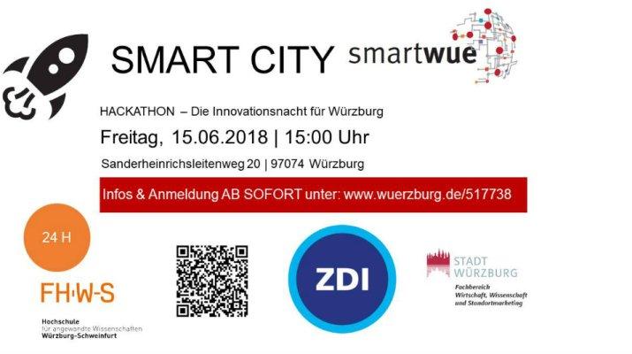 24 Stunden Teamarbeit: Querdenker für Würzburg gesucht!