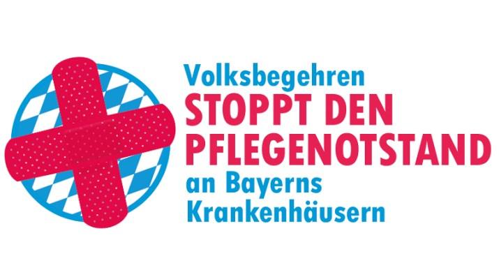 """Volksbegehren """"Stoppt den Pflegenotstand"""""""