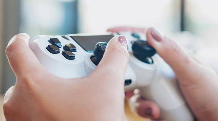 Übergewichtig durch Videospiele?