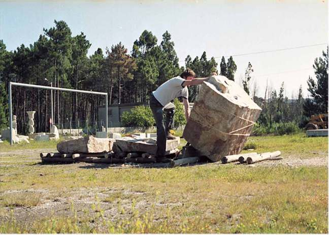 Moving-Stone-Aktion
