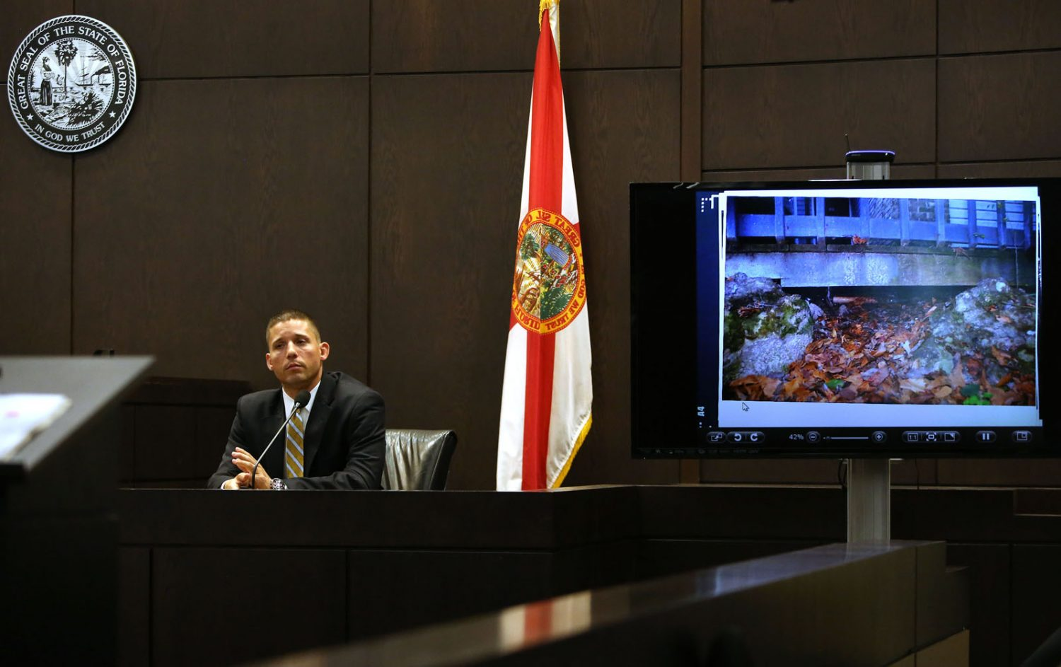 Pictures From Day Nine Of Pedro Bravo Trial WUFT News