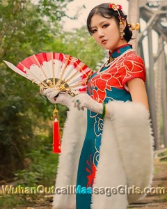 Wuhan Massage Girl - Ellen