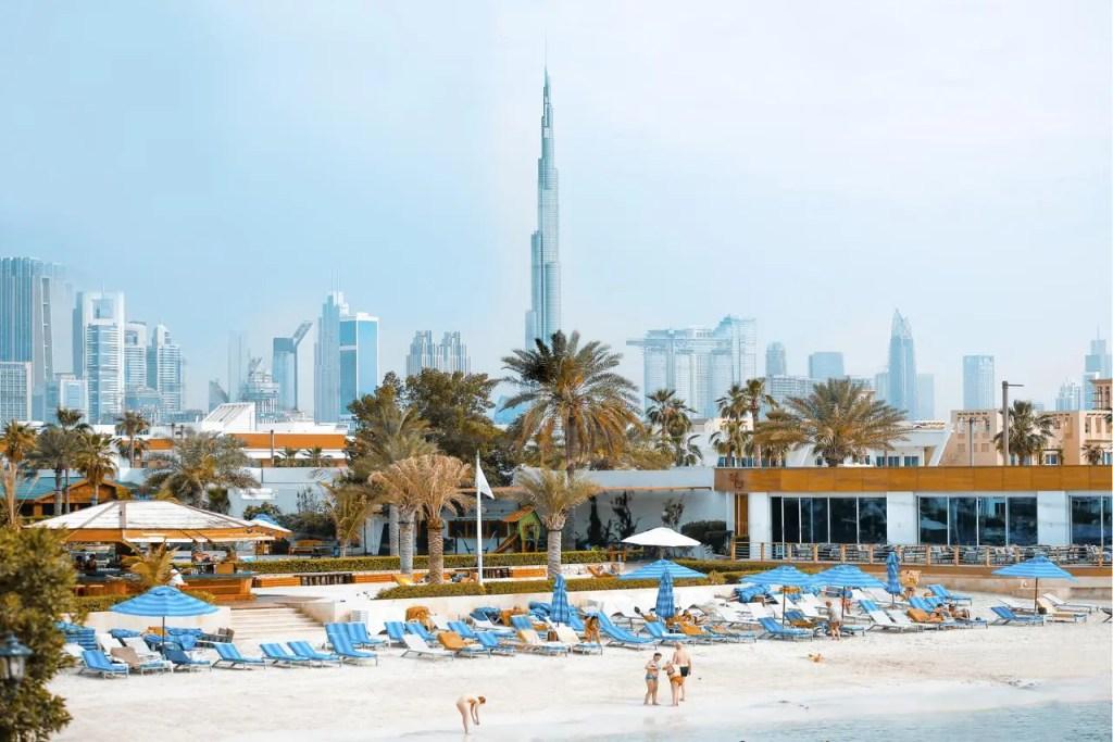 منتجعات في دبي رخيصه