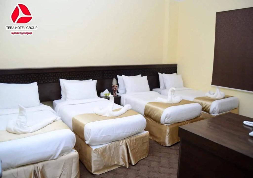 فنادق شارع غزة مكة المكرمة