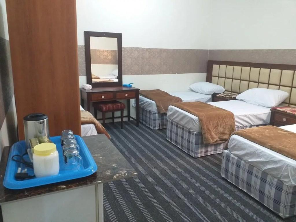 فنادق شارع غزة بمكة المكرمة