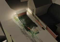 Stadt_Mellrichstadt-Dorfplatz_Bahra.rvt_2015-Jan-27_02-42-24-000_3D-Ansicht_6_nacht