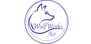 Wulfworks Visionary Art Logo