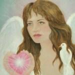 Angel Heart - copyright Bernadette Wulf