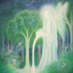 Keeper of the Trees - copyright Bernadette Wulf