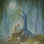 Moonlight hallows - copyright Bernadette Wulf