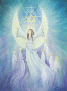 Order of Melchizedek - copyright Bernadette Wulf