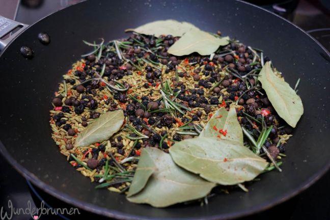Gewuerze - Wunderbrunnen - Fotografie - Foodblog