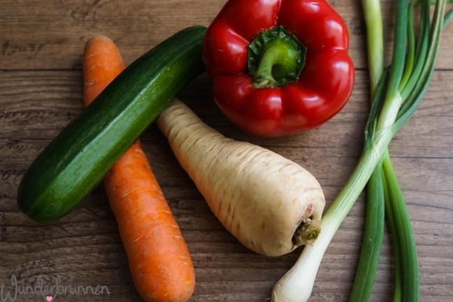Ofengemüse - Wunderbrunnen - Foodblog - Fotografie