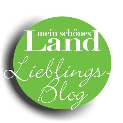 Mein schönes Land bloggt - Lieblingsblog