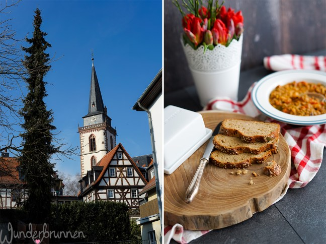 Linsensuppe - Wunderbrunnen - Foodblog - Fotografie
