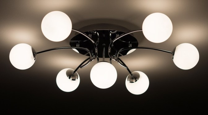 How to spice up your interior home lighting