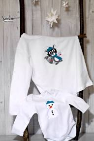 sew leo richard raccoon snowman robert