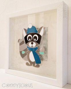 connylicious_richard raccoon_winter