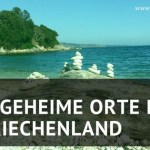 Griechenland gehieme orte Strand Reisetipp
