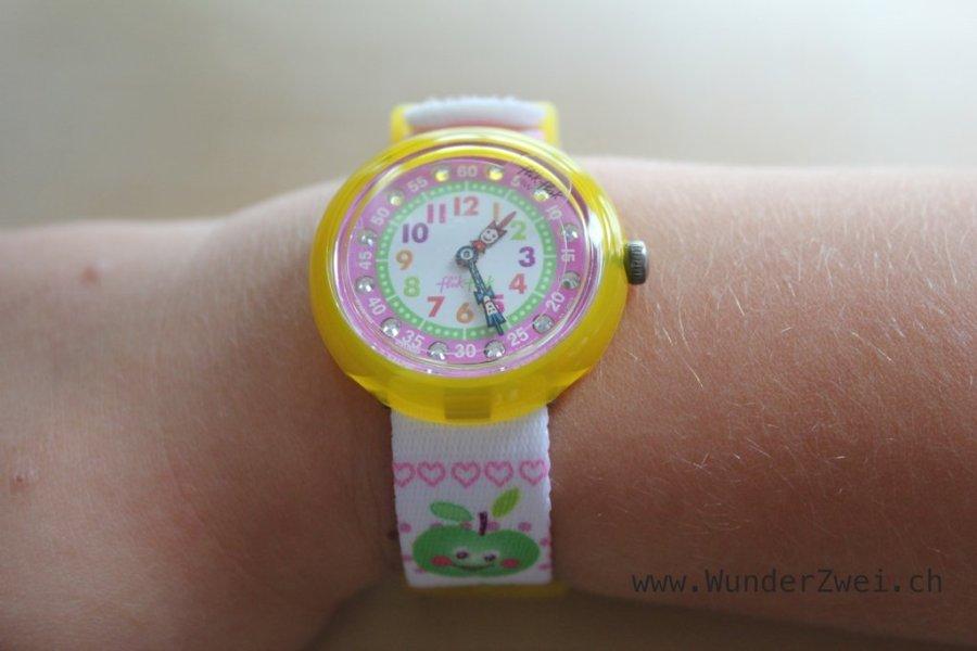 Flick Flack neue Uhren für unsere kleinen