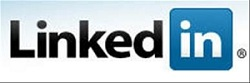 LinkedIn logo - business people use LinkedIn for many purposes