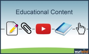 Wurlwind Social Selling - Educational Content