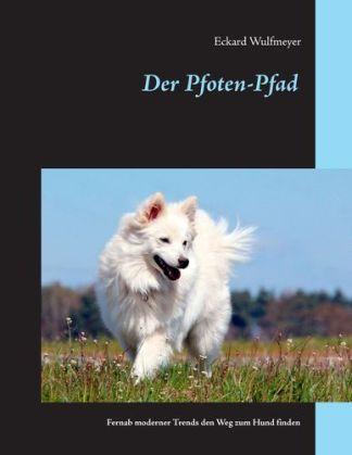 Der Pfoten-Pfad, das Buch zum Pfad. Cover