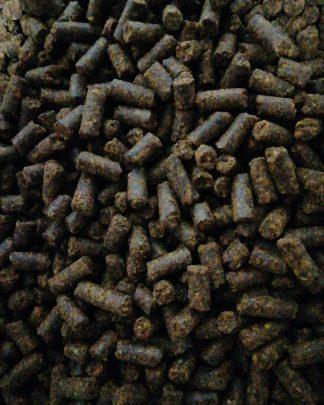 Karotten-Pellets