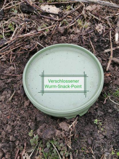Kleiner Komposter - www.wurmstube.de