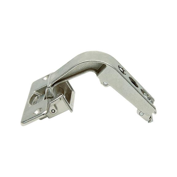 charniere de caisson d angle nexis a clipser nexis click on